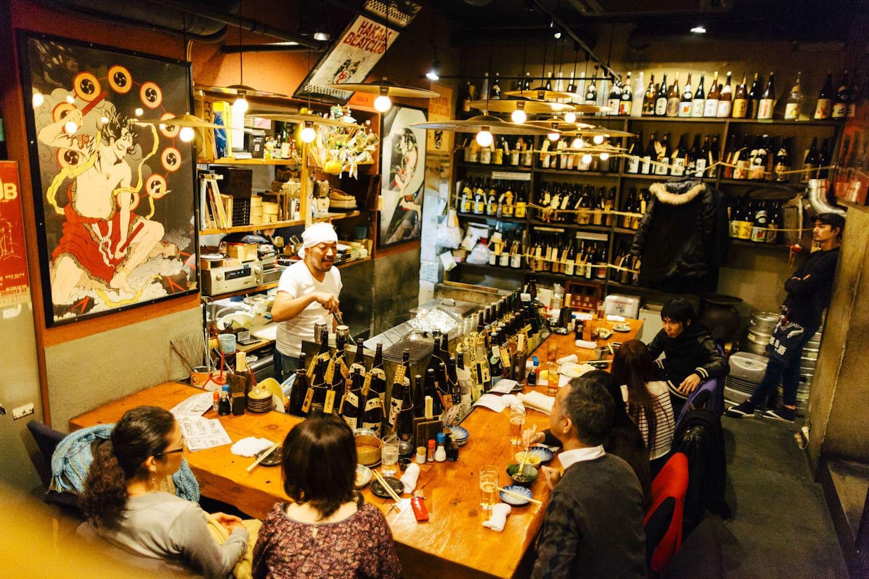 Izakaya, bar japonés