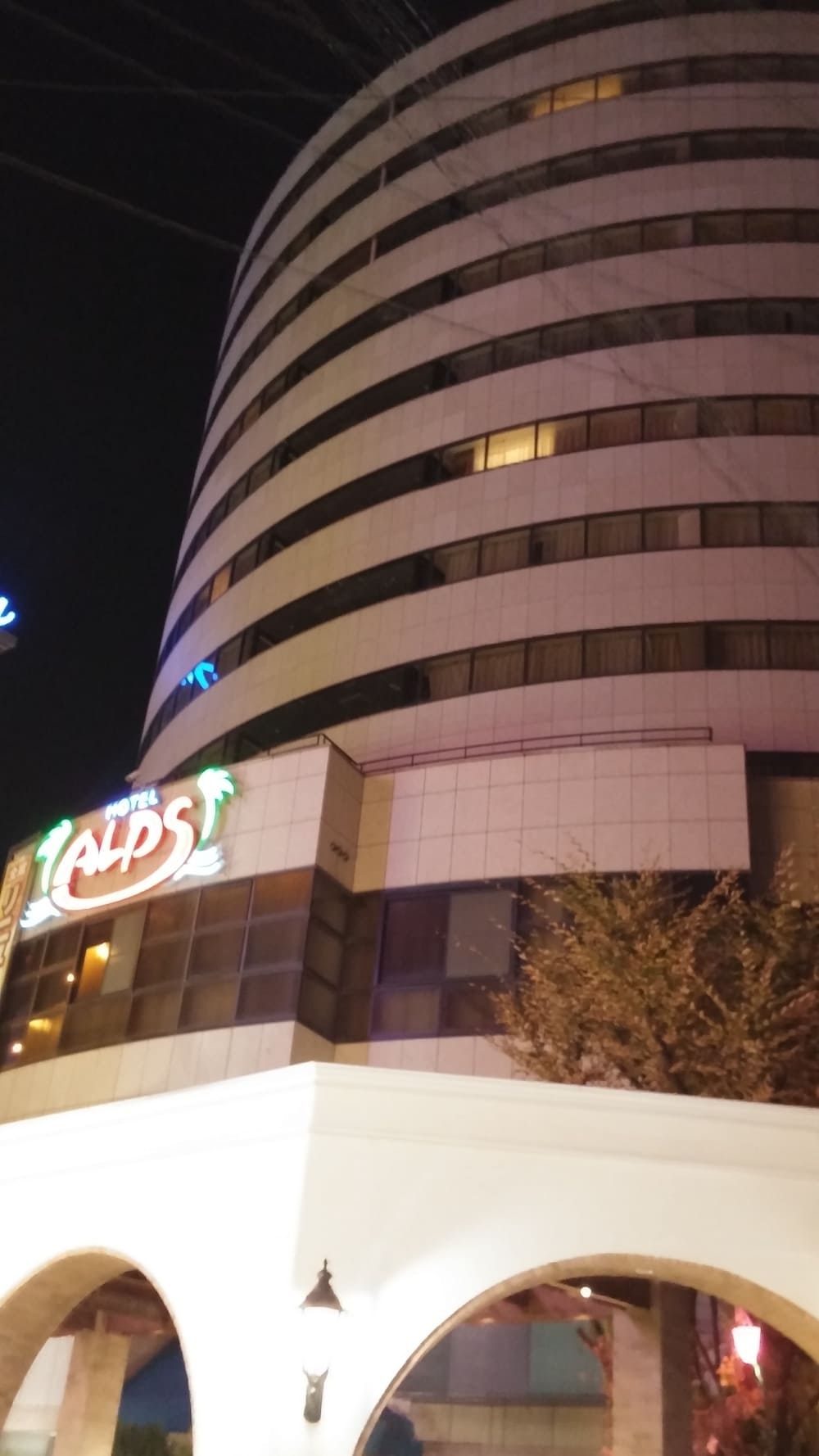 Love Hotel Alps en Den Den Town, Osaka