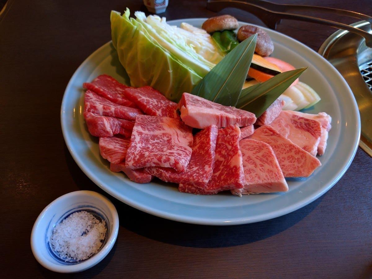Carne de Hida de Takayama