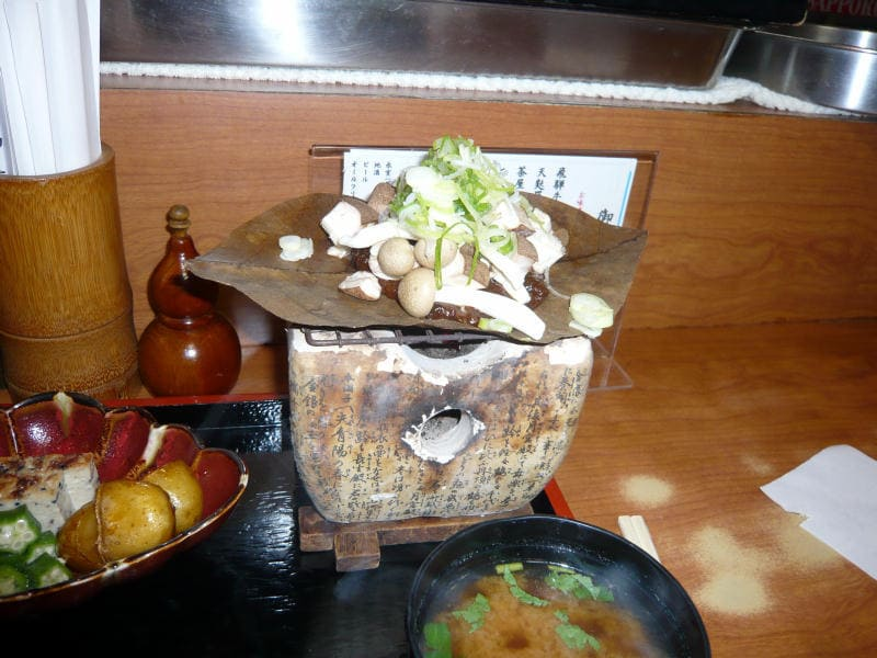 Hoba Miso de Takayama