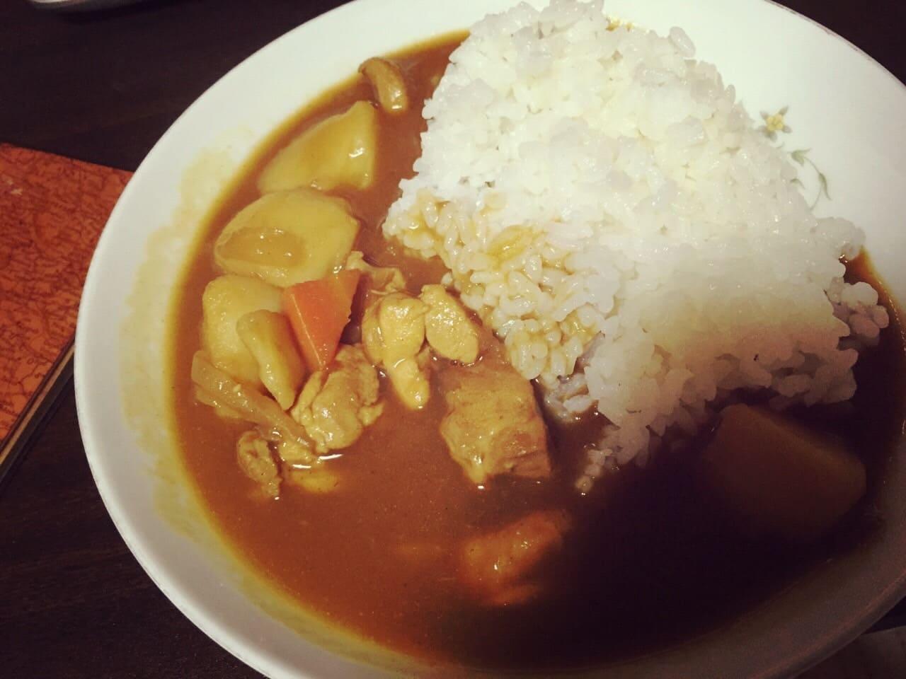 Arroz con curry, uno de los 13 platos típicos de Japón