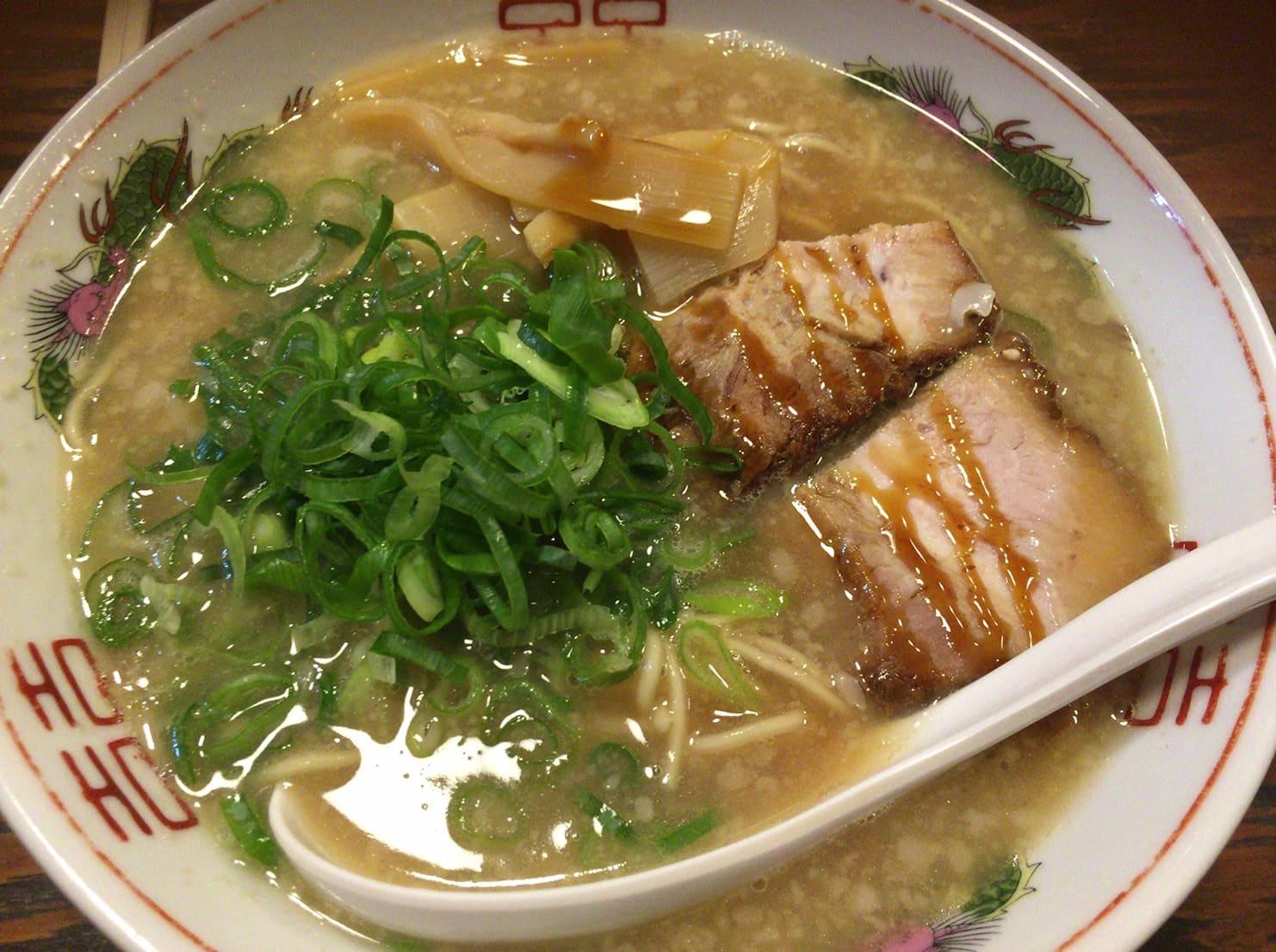Nitamago Ramen, uno de los 13 platos típicos de Japón
