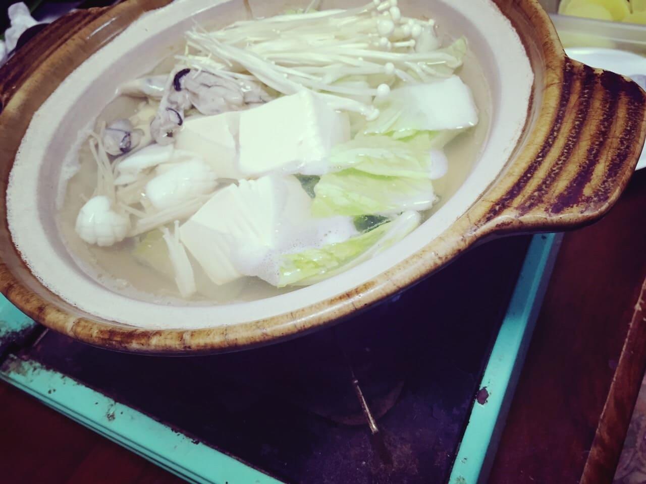 Shabu shabu 2, uno de los 13 platos típicos de Japón