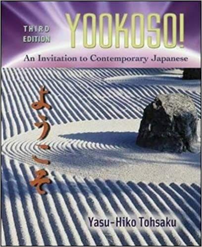 Aprender japonés con Yookoso