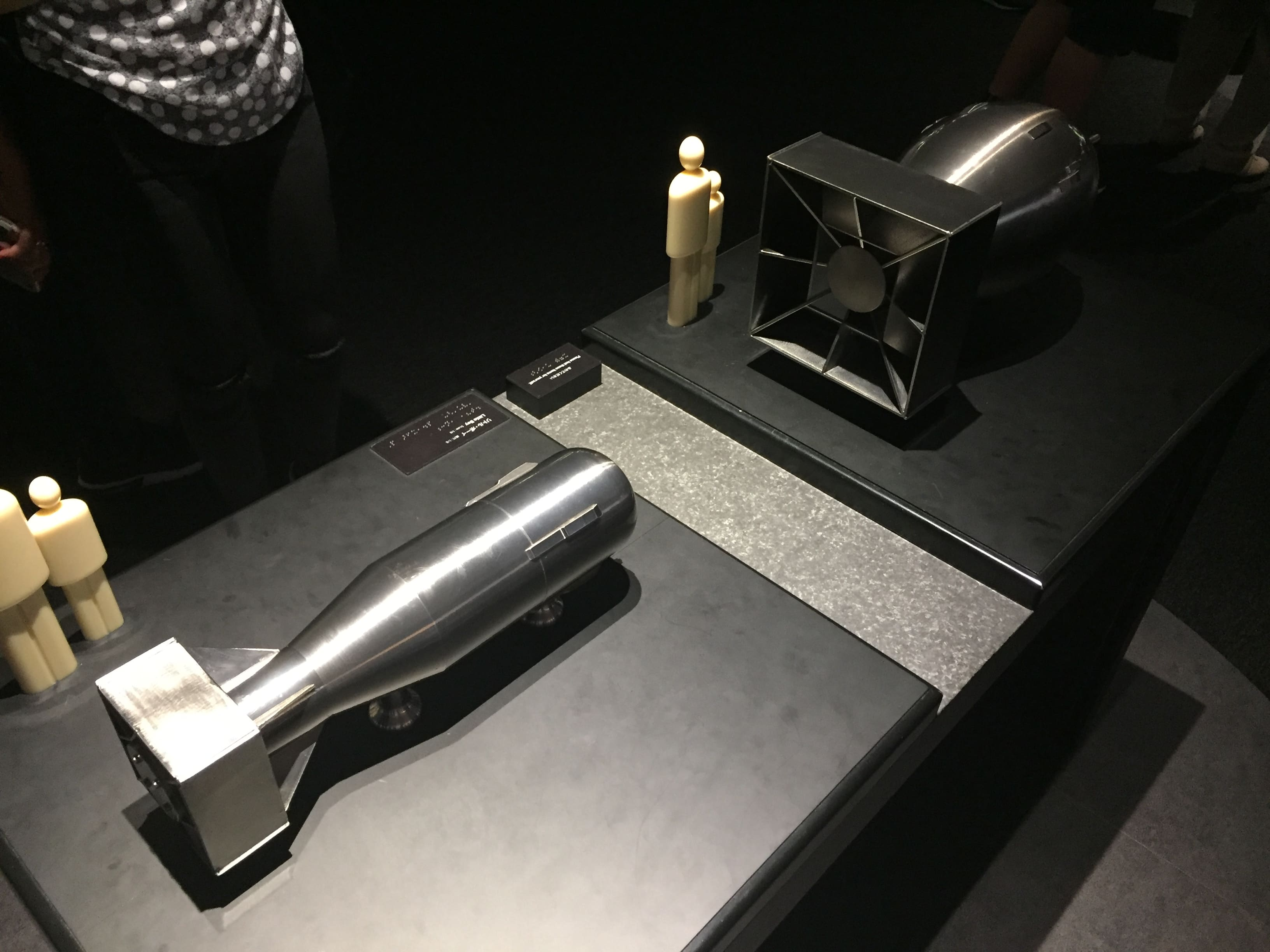 Bomba del Museo Memorial de la Paz de Hiroshima