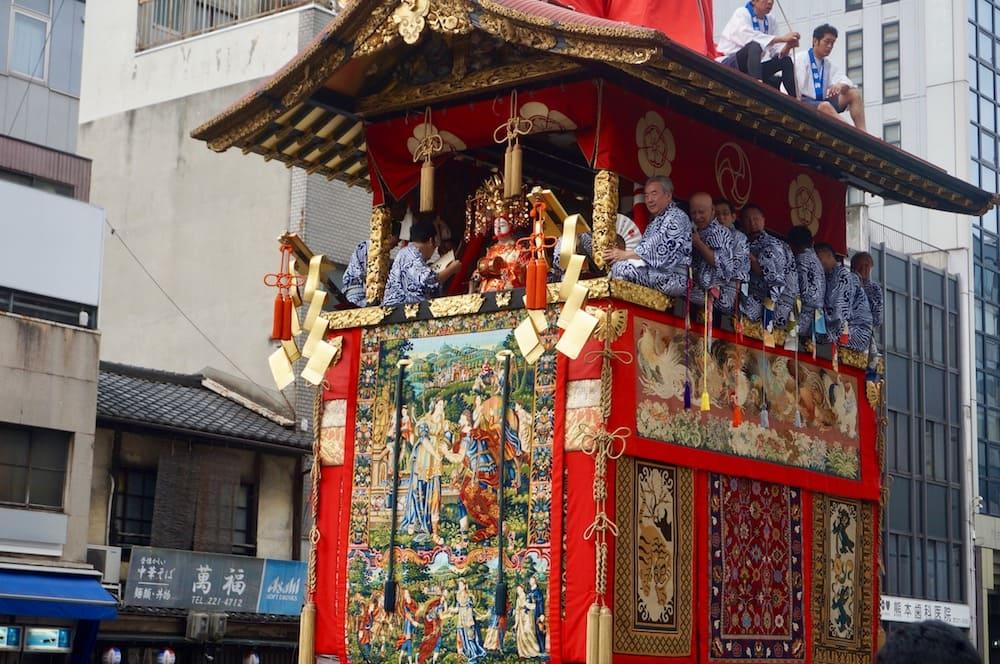 Fotografía número 2 del Festival Gion Matsuri