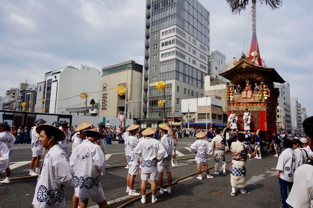 Fotografía número 4 del Festival Gion Matsuri