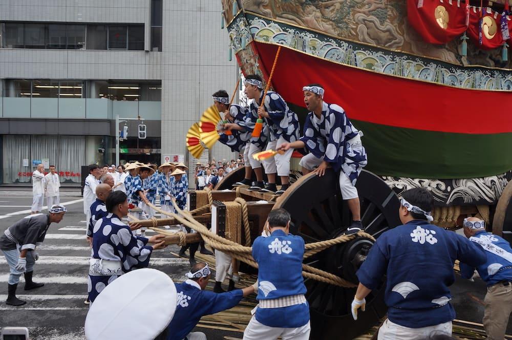 Fotografía número 6 del Festival Gion Matsuri