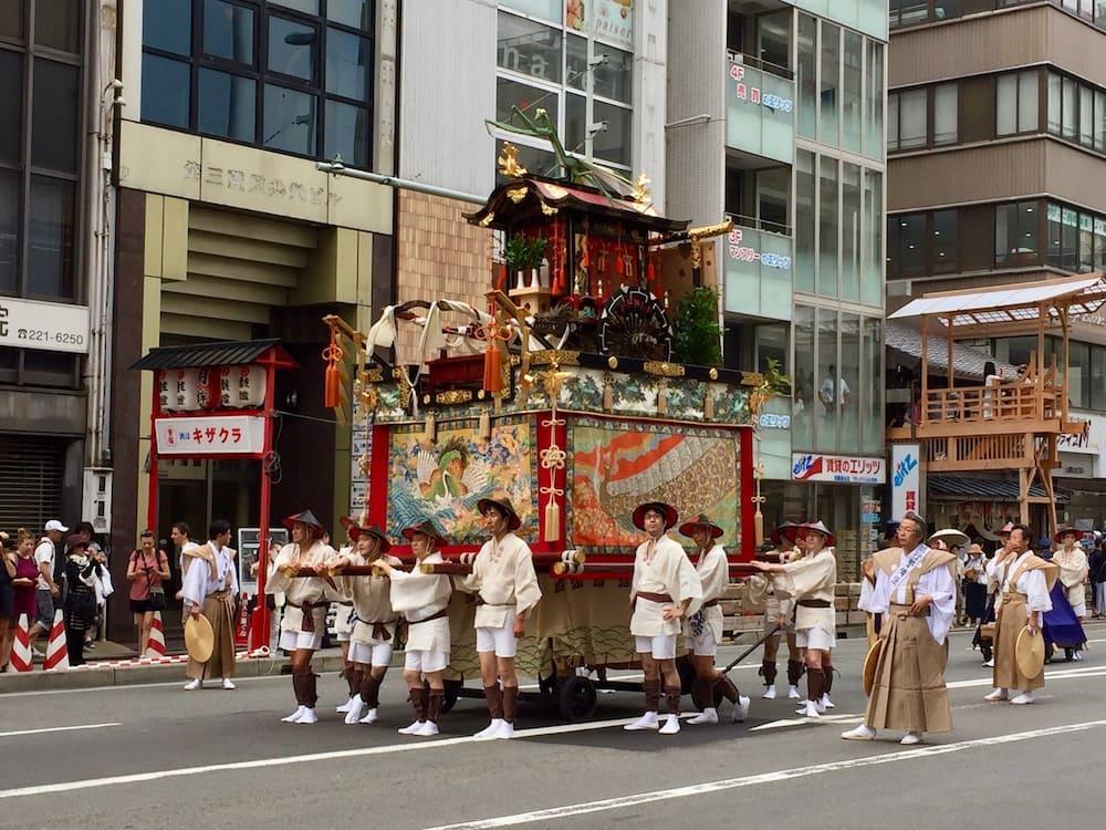 Fotografía número 7 del Festival Gion Matsuri