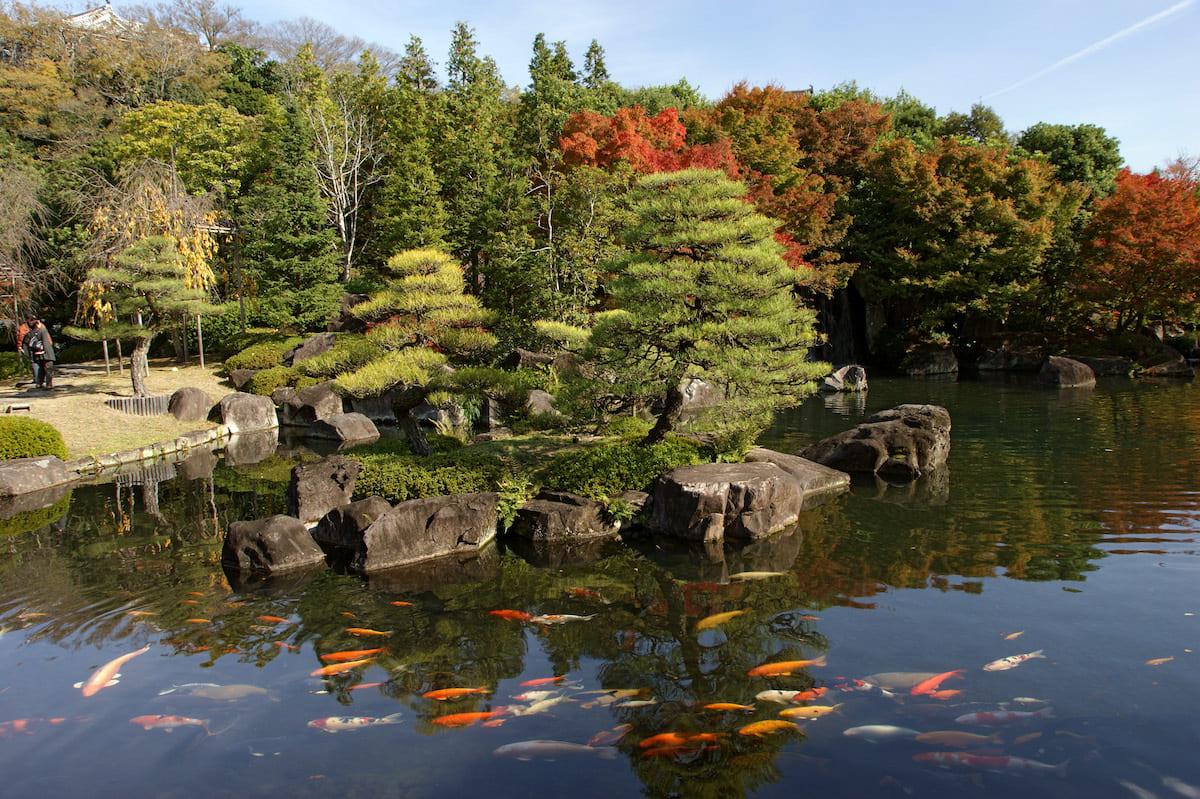 Jardín Kokoen