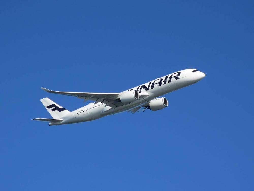 Compañía aérea finlandesa