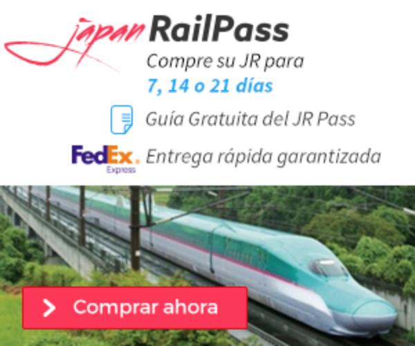 Japan Rail Pass Oficial