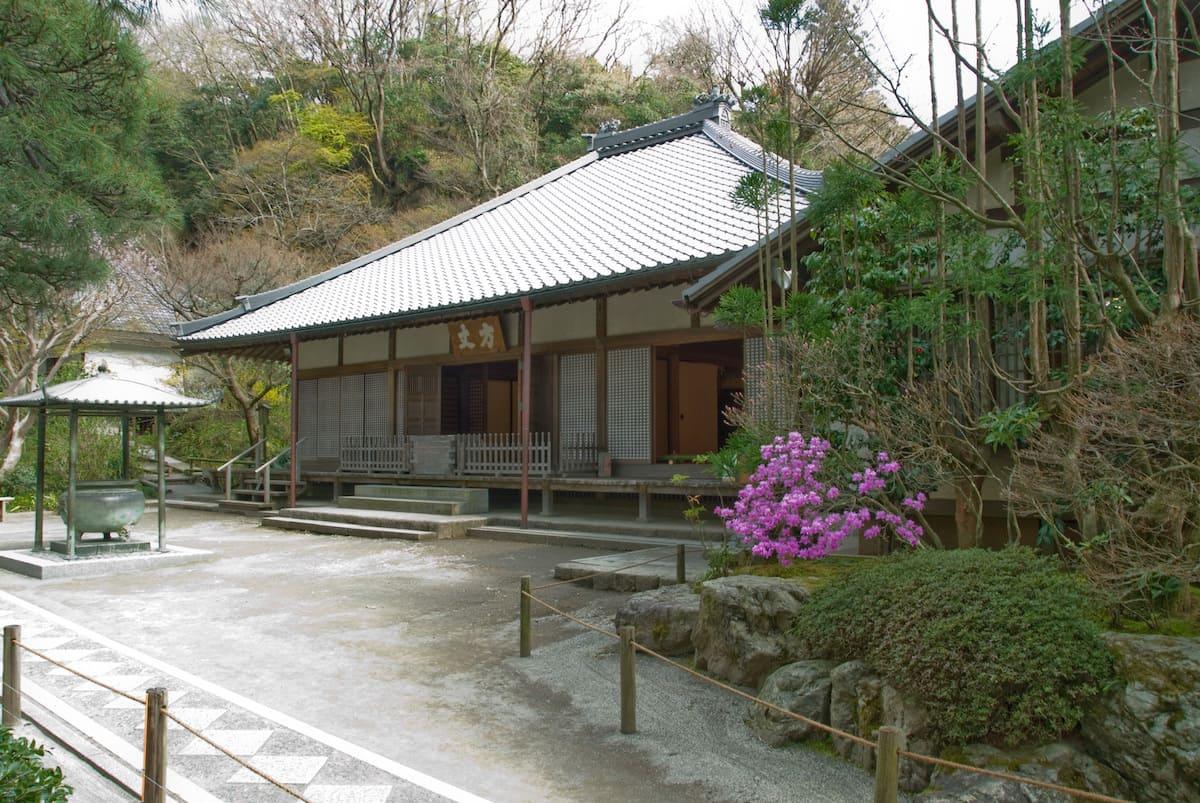 Templo Meigetsuin de Kamakura