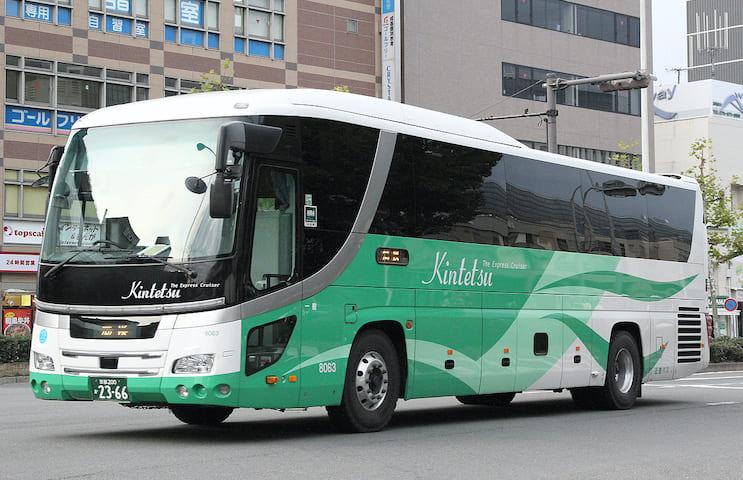 Kintetsu Bus