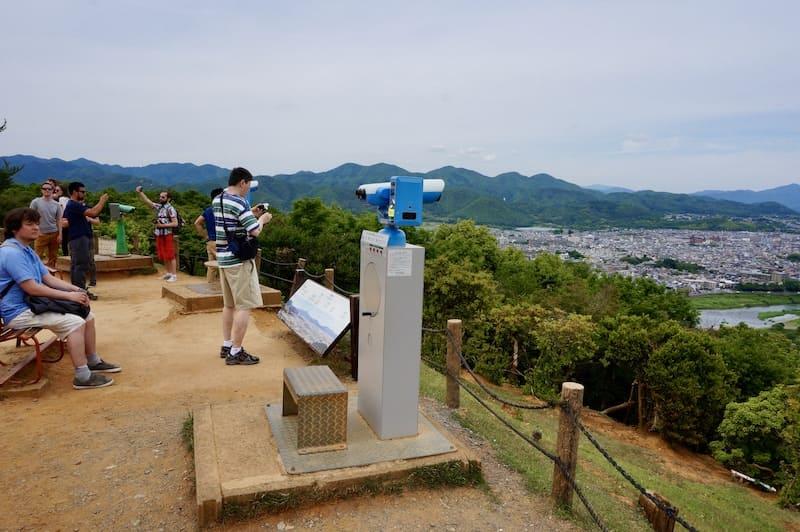 Parque de monos Iwatayama 3