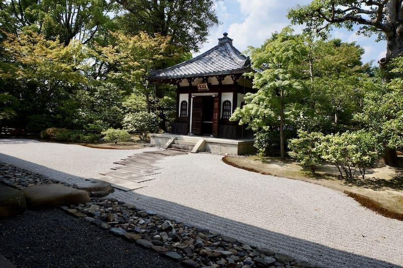 Exterior del Templo Kenninji