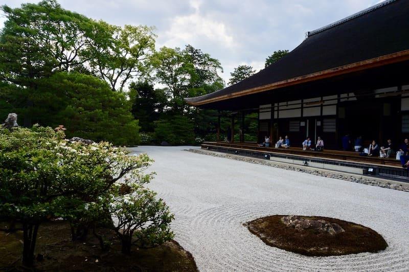 Jardín Zen del Templo Kenninji