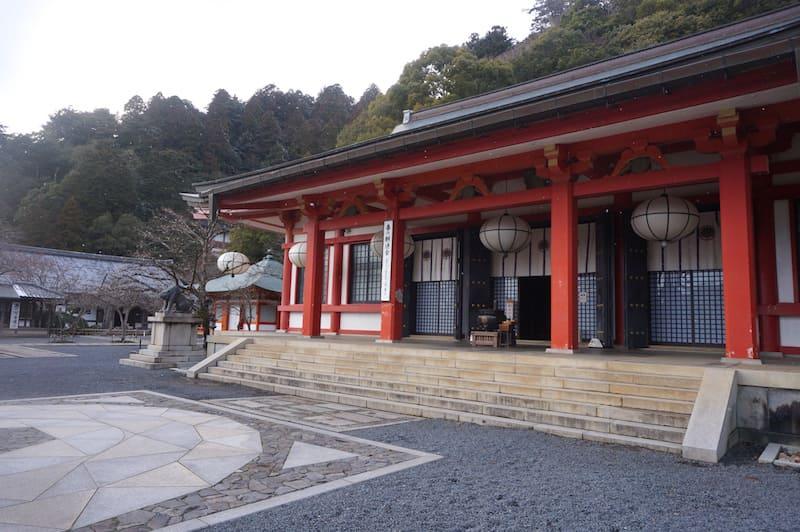 Templo Kuramadera