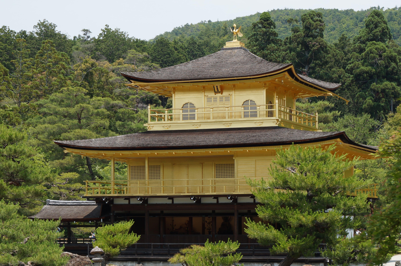 Templo Kinkakuji (Pabellón Dorado)