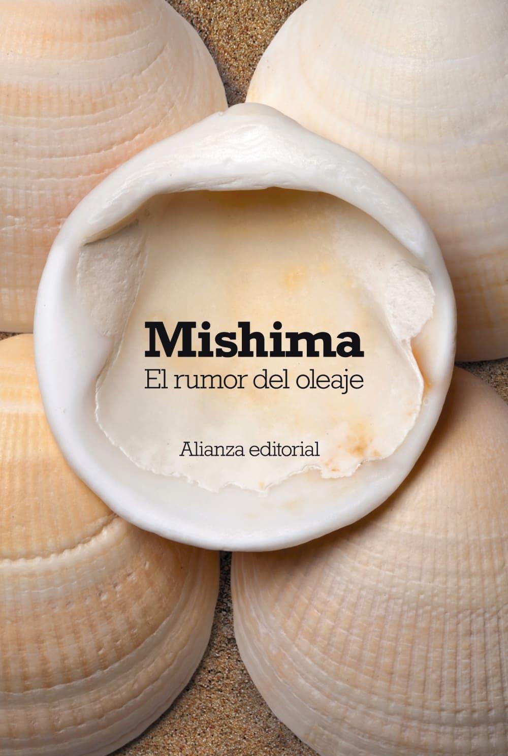 El rumor del olaje de Yukio Mishima
