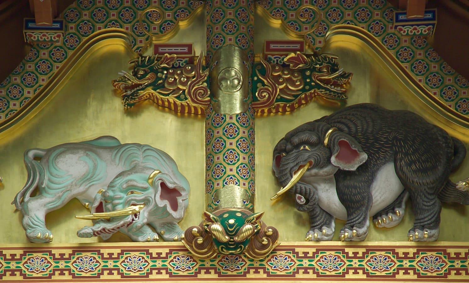 Elefantes Sozonozo