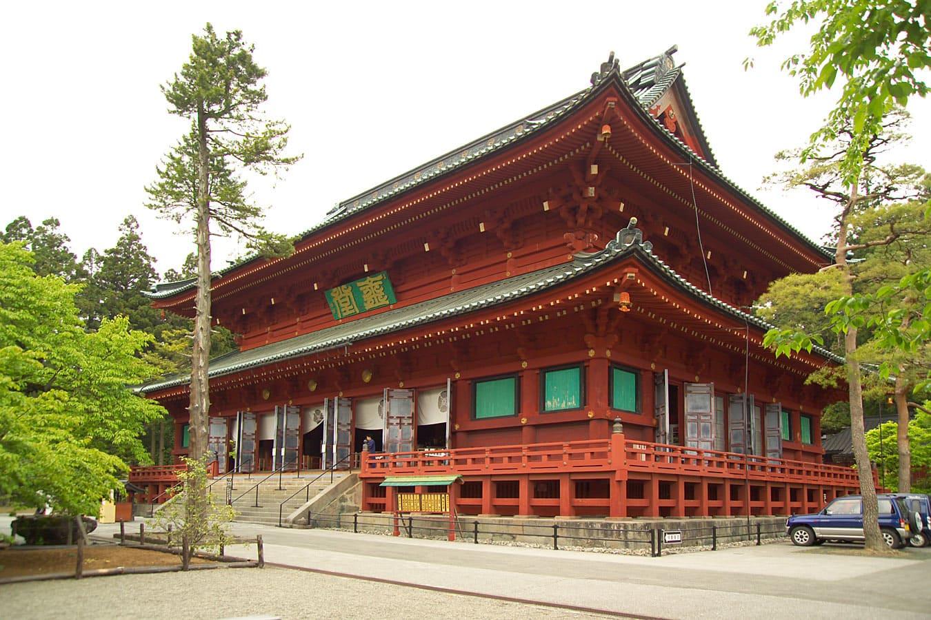 Templo Rinnoji
