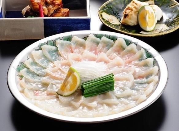 Comer fugu en Tokyo
