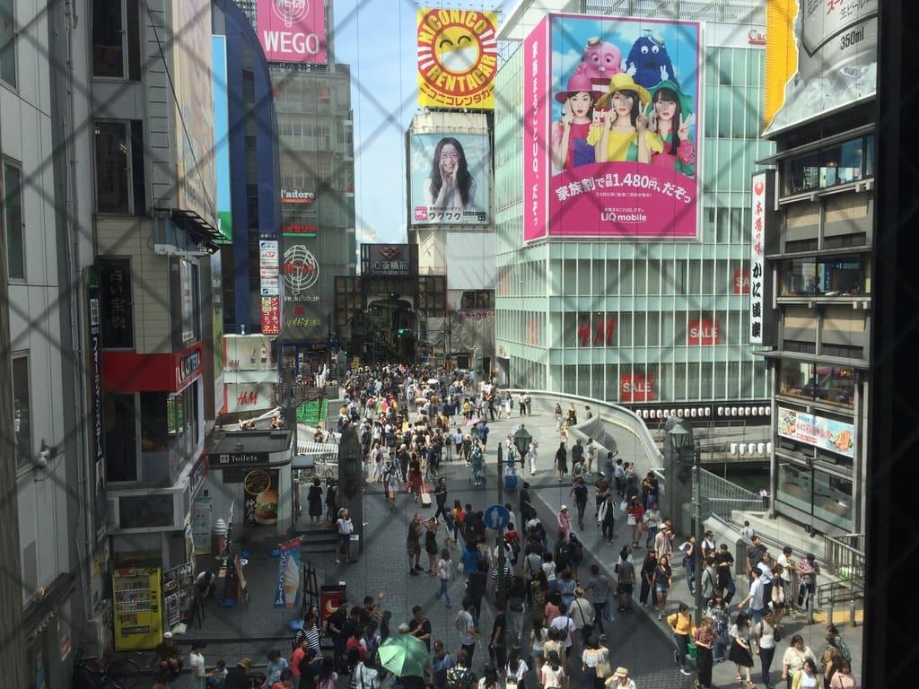 Osaka en 1 dia