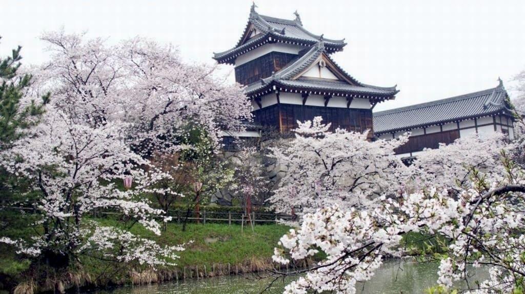 Castillo Koriyama de Nara