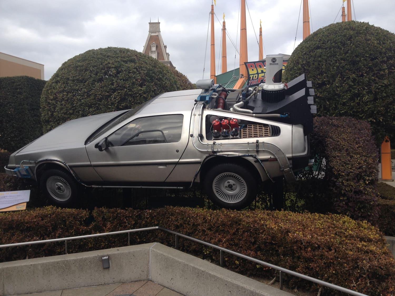 Regreso al Futuro Universal Studios Japan